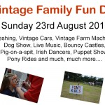 Vintage Family Fun Day