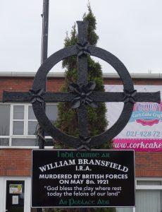 WIlliam Bransfield Monument