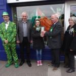 St. Patrick's Day – Best Window Display Winner