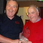 Robbie Sheehan gets Spratt's Community Award